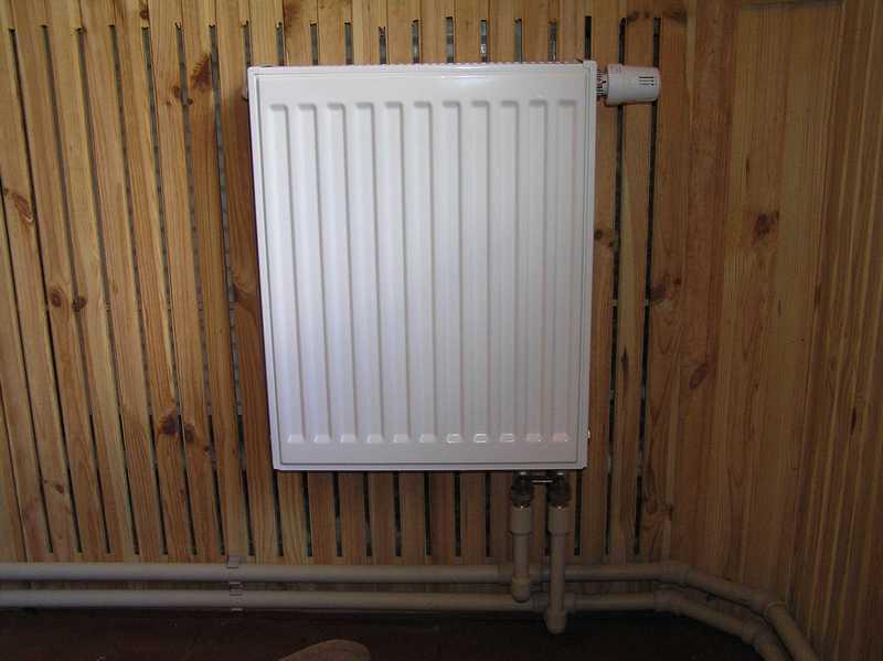 Отопление в деревянных домах